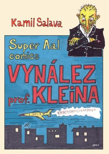 Super Aal comics: Vynález profesora Kleina