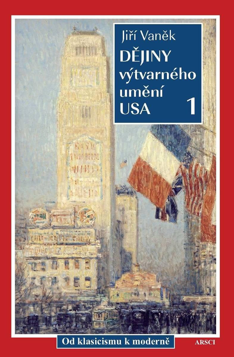 Dějiny výtvarného umění v Severní Americe (1. díl)