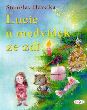 Lucie a medvídek ze zdi