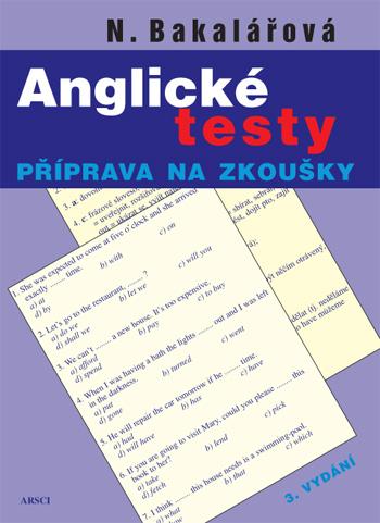 Anglické testy. Příprava na zkoušky (3. vydání)